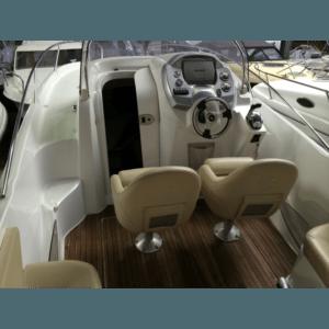 """Beneteau Flyver 750 Sundeck """"SOLGT"""""""