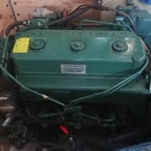 "Volvo Penta 2003 – 120S ""SOLGT"""